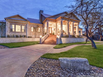 Boerne Single Family Home For Sale: 29 Guthrie Rd