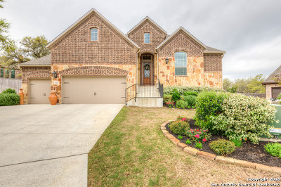 Boerne Single Family Home For Sale: 9018 Maureens Pond