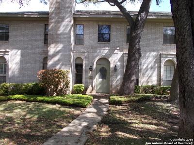 Condo/Townhouse For Sale: 8415 Fredericksburg Rd #406