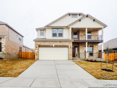 Cibolo Single Family Home Price Change: 630 Saddle House