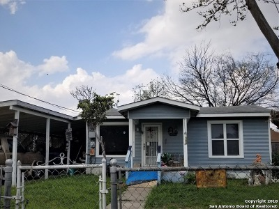Single Family Home For Sale: 969 Keats St
