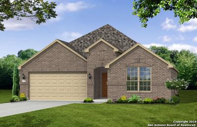 New Braunfels Single Family Home Price Change: 2707 Ridge Arbor Road