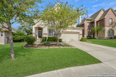 Cibolo Canyons Single Family Home For Sale: 24019 Western Meadows