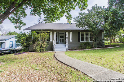 Alamo Heights Single Family Home For Sale: 151 Chichester Pl