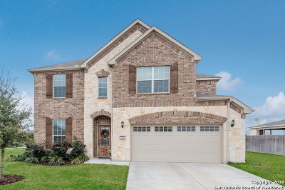 Schertz Single Family Home For Sale: 368 Silver River
