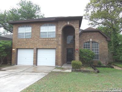 Bexar County Single Family Home Back on Market: 11730 Quailbrook