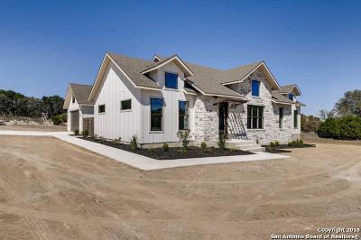 Canyon Lake Single Family Home Price Change: 120 Golden Eagle Loop