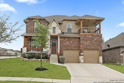 Boerne TX Single Family Home Active Option: $342,900