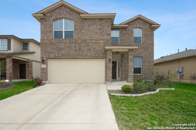 Single Family Home For Sale: 8415 Meadow Plains