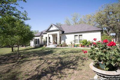 Floresville Single Family Home For Sale: 115 Montesito Ln