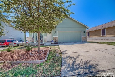 San Antonio TX Single Family Home Sold: $184,900