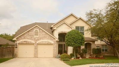 Stonewall Estates, Stonewall Ranch Single Family Home For Sale: 639 Hookberry Trail