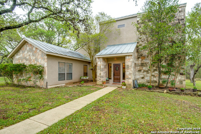 Helotes Single Family Home For Sale: 12840 Stage Coach Ln