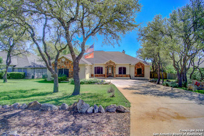 Timberwood Park Single Family Home For Sale: 1526 Slumber Pass