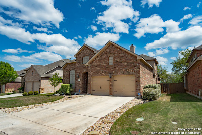 Bexar County Single Family Home For Sale: 630 Colosseo Way