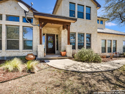 Helotes Single Family Home For Sale: 402 Shepherds Crook