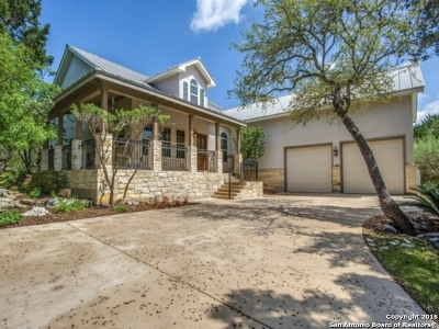 Helotes Single Family Home For Sale: 10403 Double Spur Trail