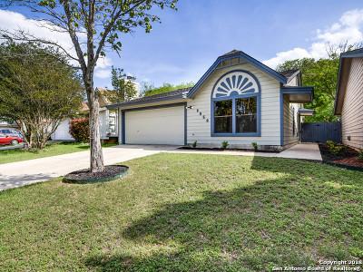 San Antonio Single Family Home Back on Market: 3956 Heritage Hill Dr