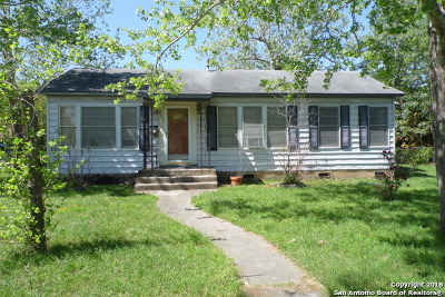 Schertz Single Family Home For Sale: 401 Brooks Ave