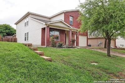 Schertz Single Family Home Back on Market: 5112 Storm King