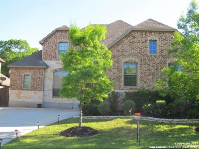 San Antonio TX Single Family Home For Sale: $449,900