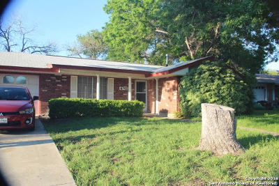 San Antonio Single Family Home Back on Market: 4307 Valleyfield St