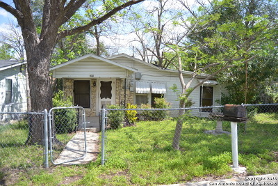 New Braunfels Single Family Home For Sale: 265 School Ave