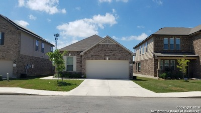 San Antonio Single Family Home For Sale: 11630 Welch Hallow