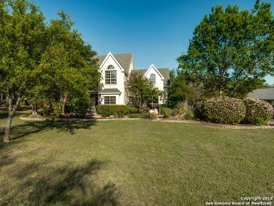 Helotes Single Family Home Back on Market: 13660 Magnolia Way