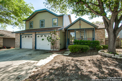 San Antonio TX Single Family Home Back on Market: $165,000