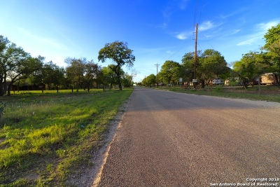 Atascosa County Residential Lots & Land Back on Market: 00 Eichman Rd