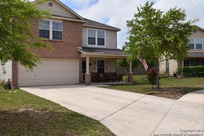 San Antonio Single Family Home For Sale: 10018 Scarlet Meadows