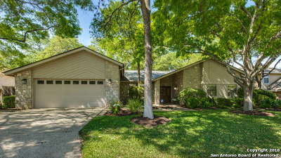 San Antonio TX Single Family Home Sold: $350,000