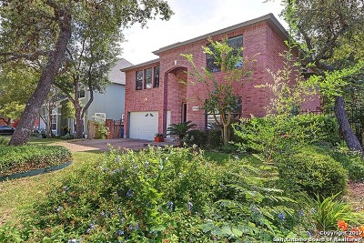 San Antonio Single Family Home Back on Market: 9706 Mid Walk Dr