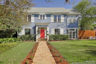 Monte Vista Single Family Home For Sale: 129 E Agarita Ave