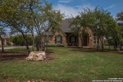 New Braunfels Single Family Home For Sale: 113 Regent Pass