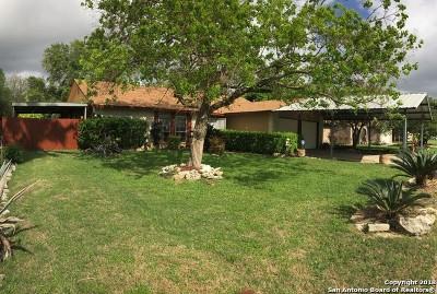 Single Family Home For Sale: 7515 Monte Cristo