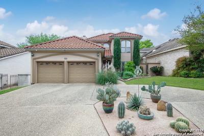 San Antonio Single Family Home Back on Market: 19115 E Birdsong