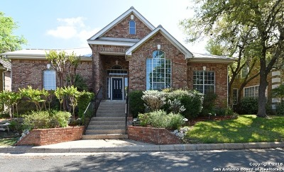 The Dominion Single Family Home For Sale: 110 Westcourt Ln