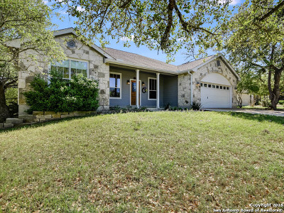 Spring Branch Single Family Home For Sale: 1288 Driftwood Ridge