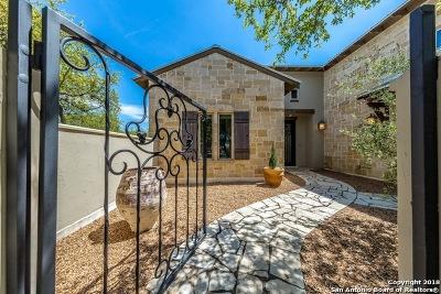 Boerne Single Family Home For Sale: 97 Sendero Woods