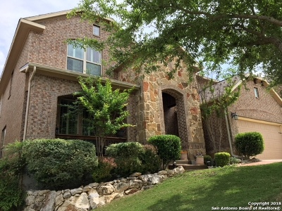 Helotes Single Family Home For Sale: 17830 Antero Mt