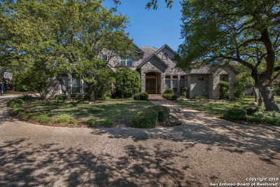 Shavano Park Single Family Home For Sale: 308 Post Oak Way