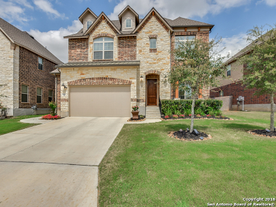 Boerne Single Family Home For Sale: 7917 Mystic Chase