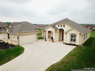 Fair Oaks Ranch Single Family Home Price Change: 30023 Cibolo Gap