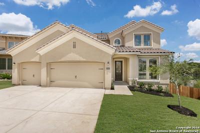 San Antonio Single Family Home For Sale: 23343 Oak Cliff Bend