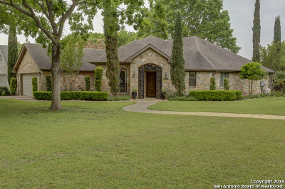 New Braunfels Single Family Home Price Change: 2181 Waterford Grace