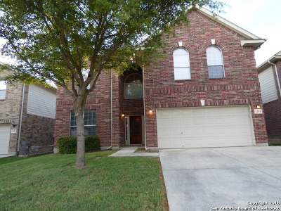 Windcrest Single Family Home Active RFR: 1304 James Cook