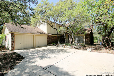 Bulverde Single Family Home For Sale: 6692 Circle Oak Dr