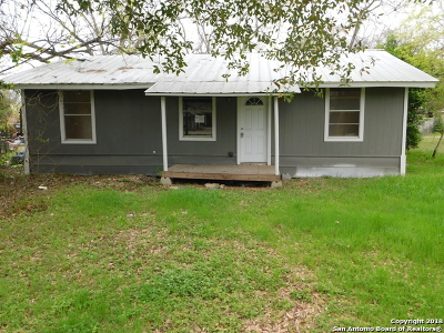 Hondo Single Family Home For Sale: 1603 15th St